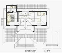 1642 square feet 3bhk double floor kerala home design with plan
