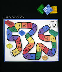 lego addition and subtraction playdough to plato