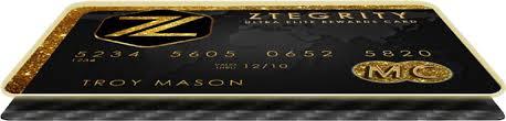 elite prepaid card zblackcard