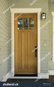 Pvc Exterior Doors Front Doors Wood Front Door With Surrounding White Door