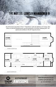 Micro Homes Floor Plans 501 Best Tiny House Ground Floor Bedroom Images On Pinterest