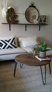 round hairpin coffee table trend alert hairpin legs cult furniture blog