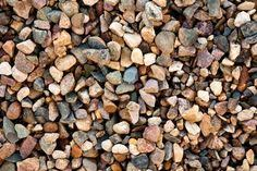 Colored Rocks For Garden Medium Sized Quartz Rock A Matte Light And Pink Colored Rock