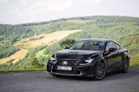 2016 lexus rc f lexus rc f test project automotive