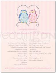 100 simple wedding programs templates epper u0027s blog