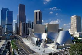 Halls In Los Angeles Ad Classics Walt Disney Concert Hall Frank Gehry Archdaily