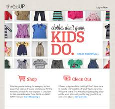 thredup shuts down kids clothes swapping service in favor of