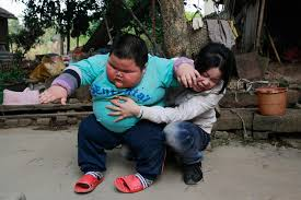 Fat Chinese Baby Meme - little fatty chinese boy weighs 62kg only 4 years old chinasmack