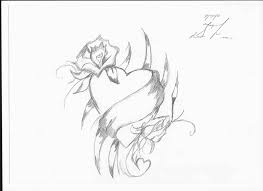 pencil with roses pencil drawing of rose model drawings roses and