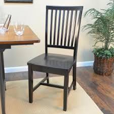 Hudson Dining Chair Carolina Cottage Hudson Chestnut Wood Dining Chair 1c350 265 The