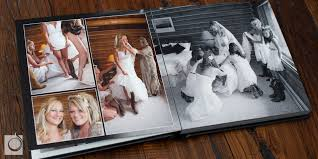 Leather Bound Wedding Album Wedding Albums Larry Stanley Photography