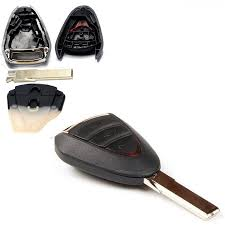porsche 911 cover remote key keyless entry replacement car key cover for