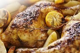 poulet cuisine recette poulet aux citrons confits