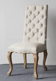 fabric dining chairs devonshire rustic oak bison faux fabric