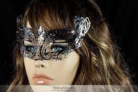 lace masquerade masks for women liana bronze metal lace masquerade mask metal beloved sparkles