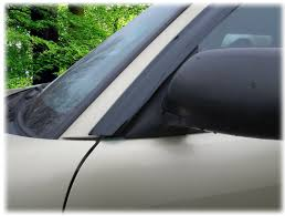 Exterior Door Rain Deflector by Tape On Outside Mount Window Visors Rain Guards Shades Wind