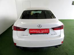 lexus co za used 2013 lexus is 350 ex at imperial select kia alberton