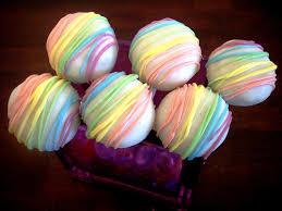 rainbow cake pops rainbow cake pops rainbow cakes and cake pop