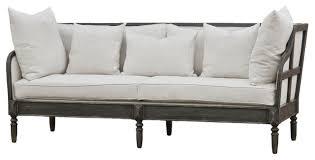van thiel and co baroness josephina u0027s sofa farmhouse sofas