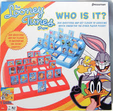 the bugs bunny and tweety show the looney tunes show who is it board games hobbydb
