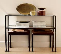 Apothecary Console Table Table Talk