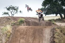ama outdoor motocross dungey u0026 musquin rip zaca station video hangtown 2016