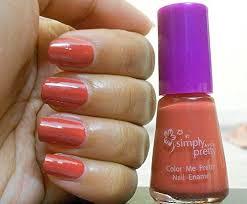 buy avon color me pretty nail enamel choco love online at low