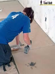 travertine versailles pattern tile tutorial her tool belt