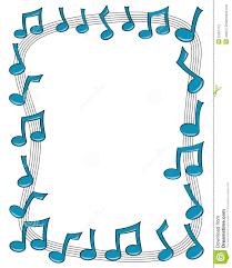 christmas music notes border clip art clipart panda free