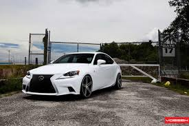 2015 lexus is 250 custom vossen wheels lexus is vossen cv5