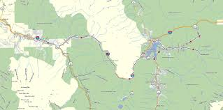 Avon Colorado Map by Maps Don Moe U0027s Travel Website