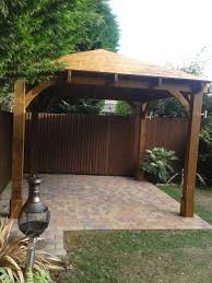 Garden Winds Pergola by Patios Home Depot Gazebo Replacement Canopy Target Gazebo