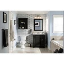 Bathroom Vanity 30 X 21 Shop Diamond Goslin Storm Transitional Poplar Bathroom Vanity