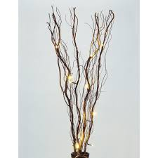 decorative tree branches proht 36 in 3 watt tree branches with 16 warm white led