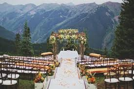 wedding venues in colorado cheerful colorado mountain wedding venues b91 in pictures