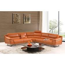 Orange Sofa Bed by Orange Sectional Sofas Shop The Best Deals For Oct 2017