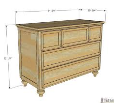 Dresser And Changing Table 5 Drawer Dresser Changing Table Tool Belt