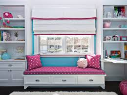 Padded Bench Seat With Storage Bedrooms Alluring Extra Long Storage Bench Window Seat Plans