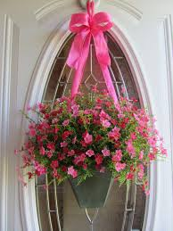 hang spring wreaths for front door u2013 home design ideas