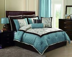 turqoise bed spread turquoise bedding bedroom regarding