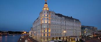 luxury 5 star hotel in moscow hotel baltschug kempinski
