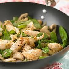 comment cuisiner les cepes frais comment cuisiner chignons frais unique wok de poulet aux