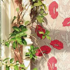 Best WALLPAPER INSPIRATION Images On Pinterest Wall Murals - Poppy wallpaper home interior