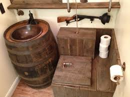 cave bathroom ideas 9 best cave bathroom images on barrels cave