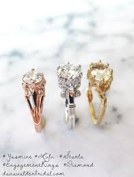 engagement rings nyc lulu vintage inspired cushion cut engagement ring in gold