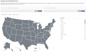 Interactive United States Map by Home Congressional Information Searching Research Guides At