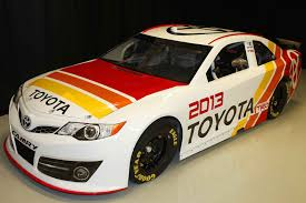 toyota auto car 2013 toyota camry nascar sprint cup race car debuts