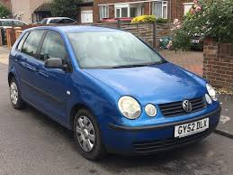 vw volkswagen polo 1 2 2003 5door in heathrow london gumtree
