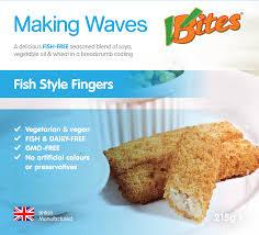 fish free fish fingers 215g