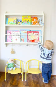 Best IKEA Hacks For Kids - Shelf kids room